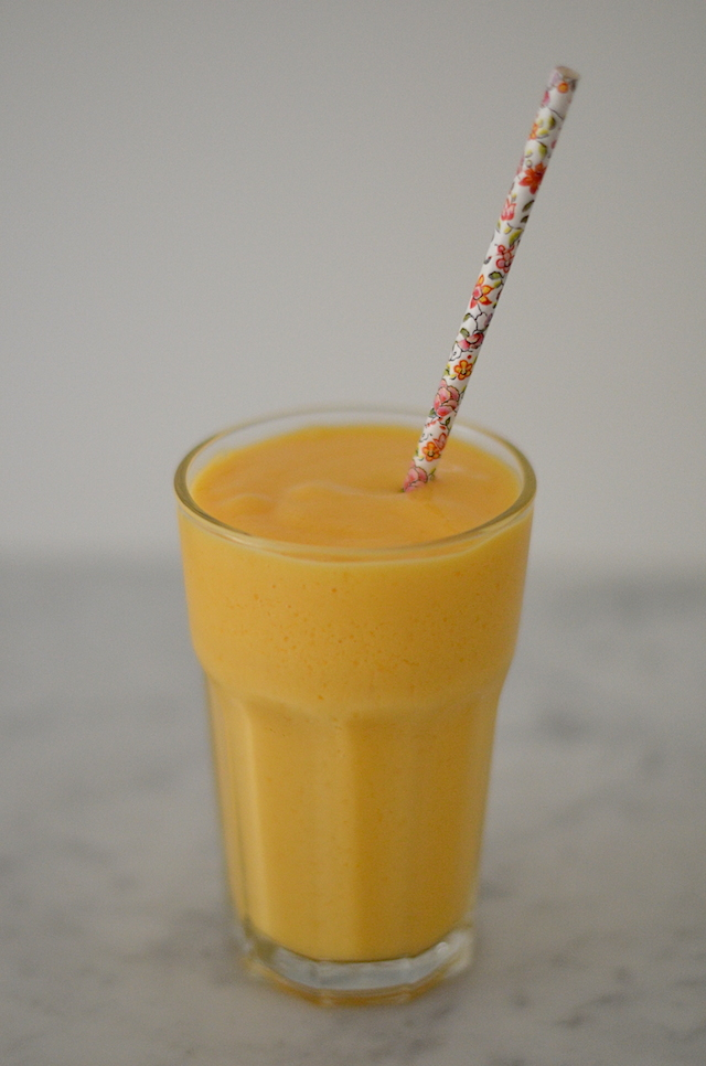 Luscious Mango Lassi With Berries Recipes — Dishmaps