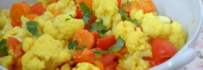 Vega Bloemkool Curry