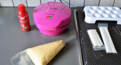 Inventum Cakepop Maker