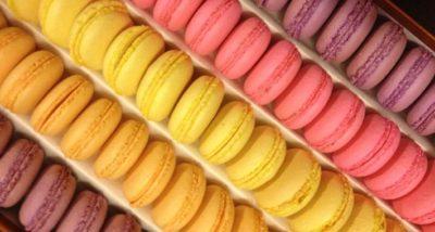 Macaron workshop bij Poptasi