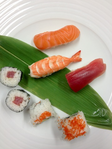 Sushi workshop met Kikkoman