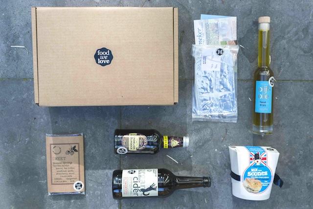 foodwelove inhoud box