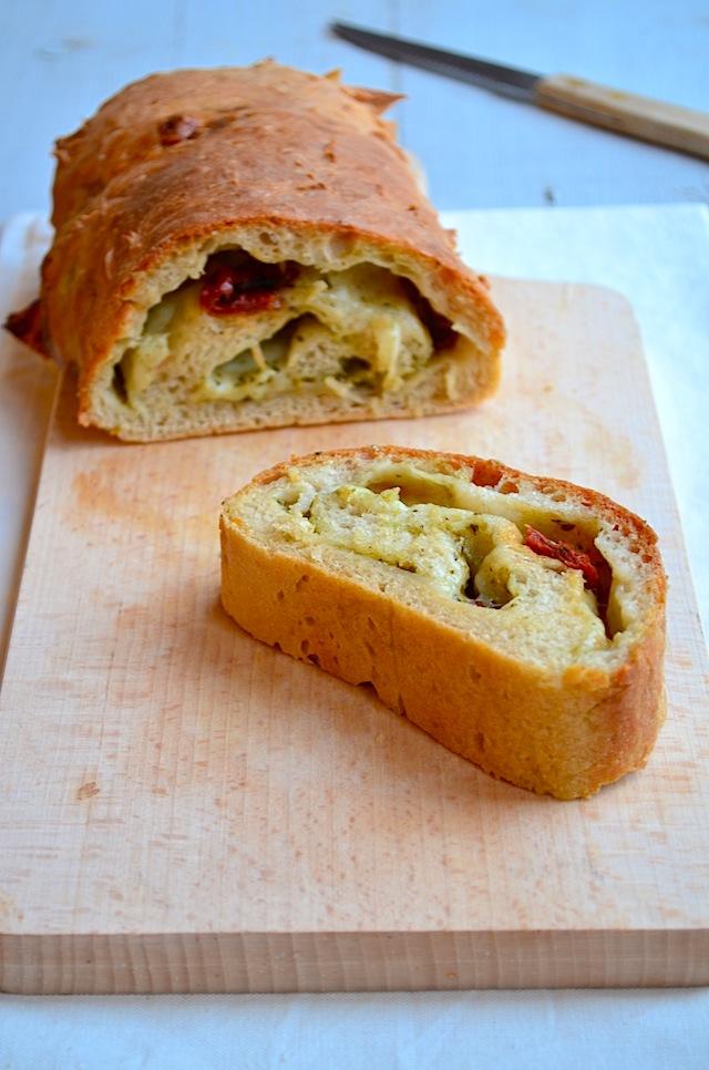 Stromboli Italiaans Brood