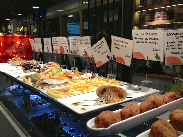 Foodie in Madrid Tapas