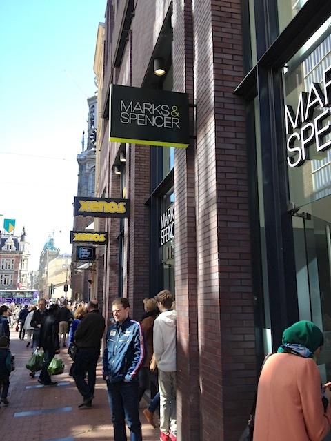Marks & Spencer Amsterdam