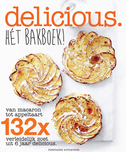 Delicious het bakboek