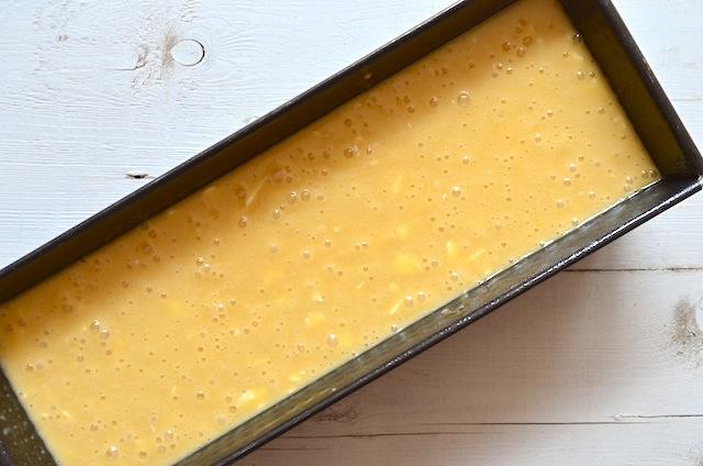 starbucks citroen cake