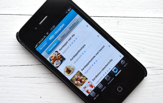 appie iphone app