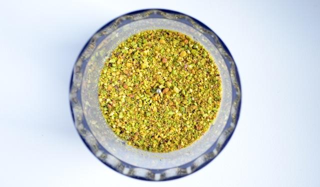 pistache meel