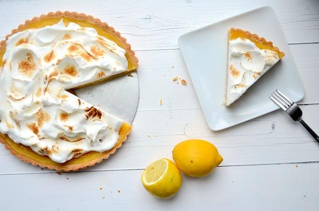 citroen meringuetaart