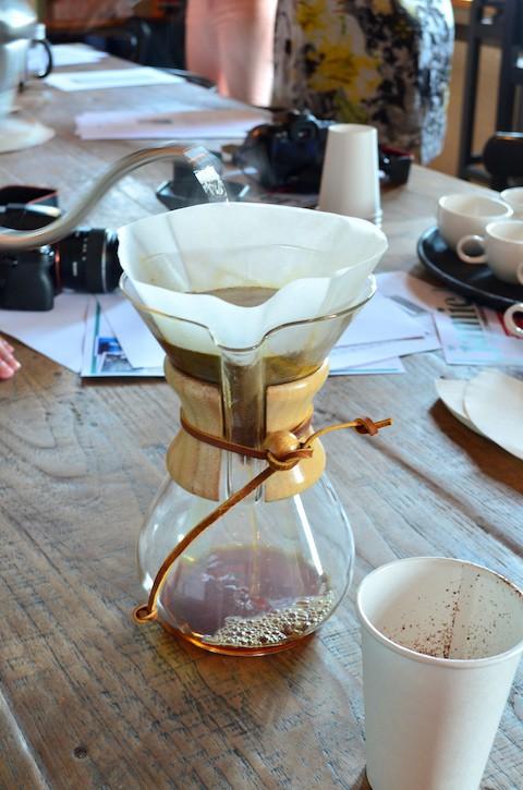 koffieschool