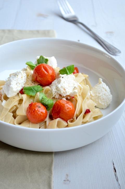 geroosterde tomaat
