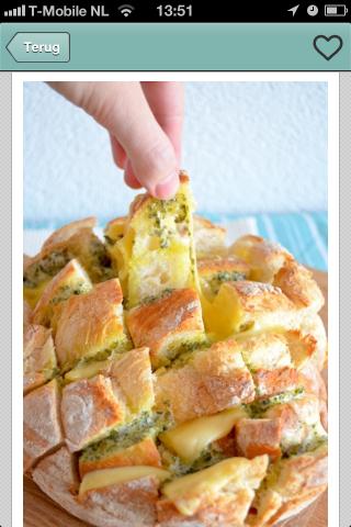 Uit Pauline's Keuken App