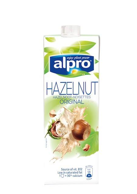 alpro hazelnoot drink