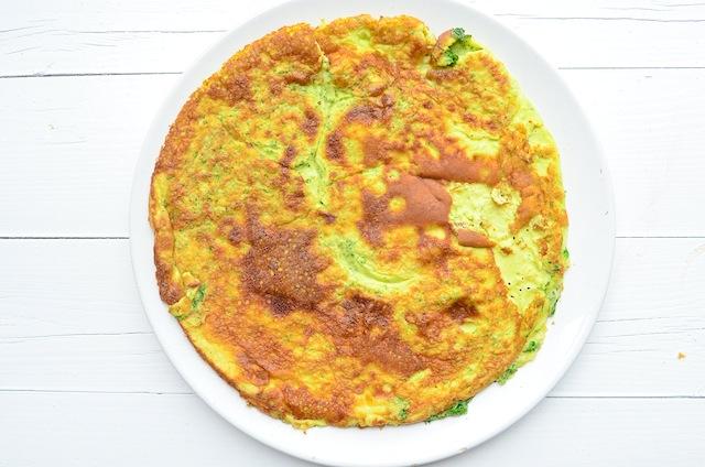 omelet hapjes
