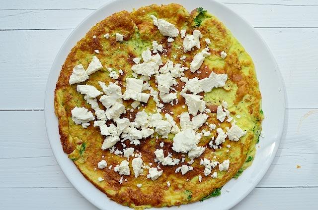 omelet rolletjes