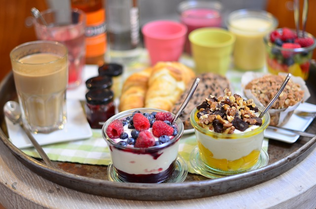 Yoghurt Barn Brunch