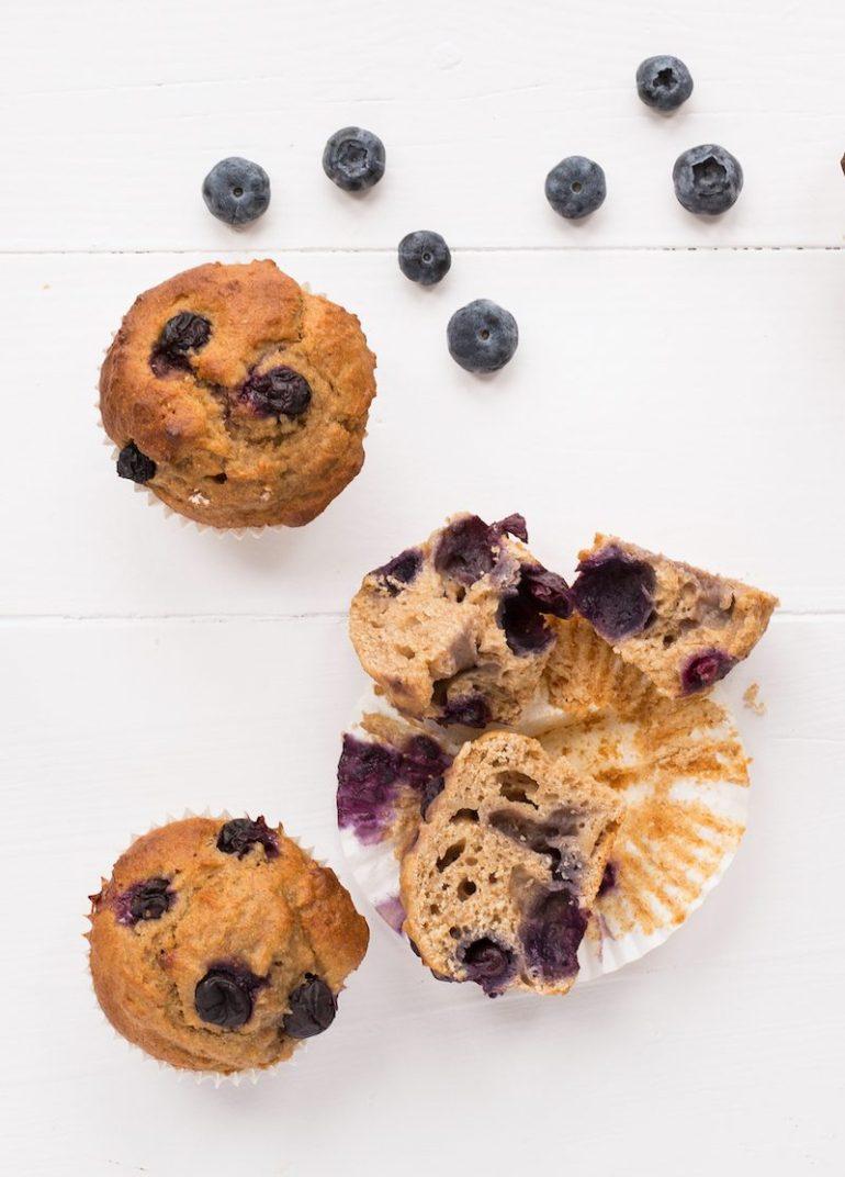 5 x Gezonde muffins