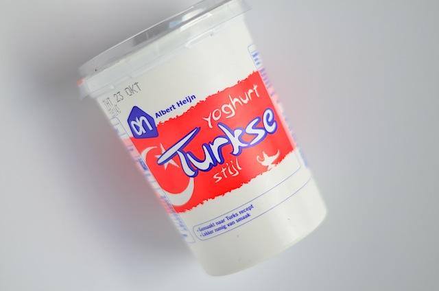 turkse yoghurt