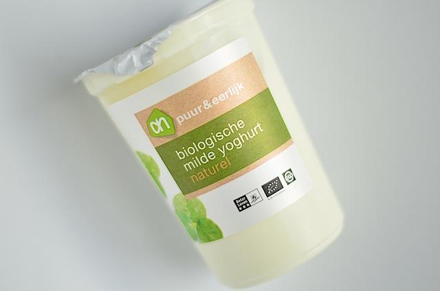 bio yoghurt ah
