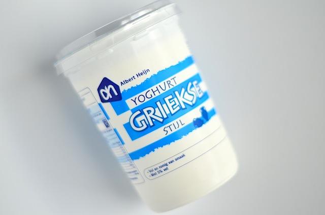 griekse yoghurt aldi