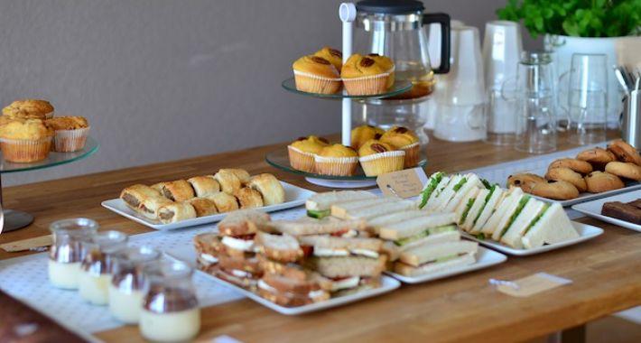 Geliefde Mijn High Tea Party + Tips - Uit Pauline's Keuken @XR89