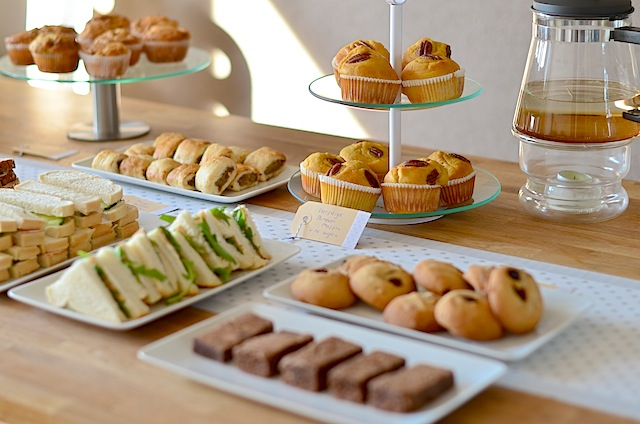 Voorkeur Mijn High Tea Party + Tips - Uit Pauline's Keuken @ON55
