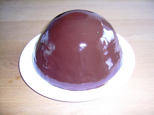 Chocolade bom
