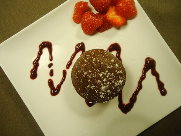 chocolade fondant