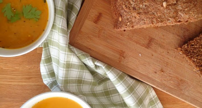 Gele Keuken 9 : Gele paprikasoep uit pauline s keuken