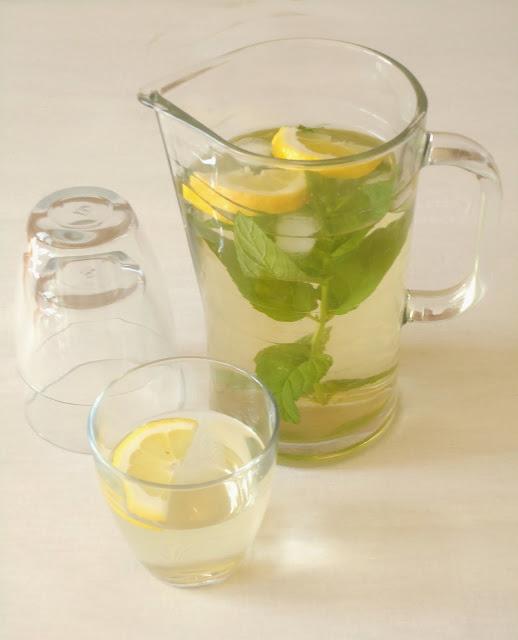 ijsthee van groene thee