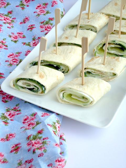 komkommer wraps