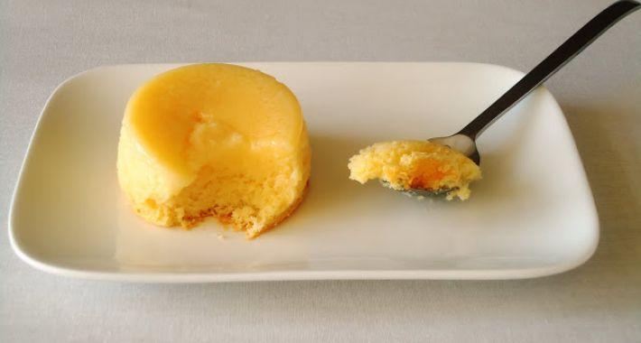 luchtige citroenpudding