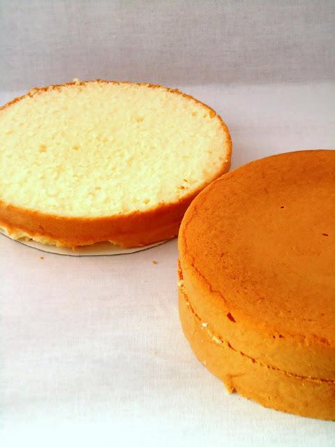 taart met marsepein
