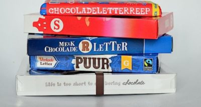 Getest: Chocoladeletters
