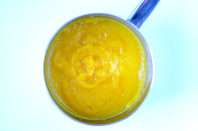 pompoenpuree maken