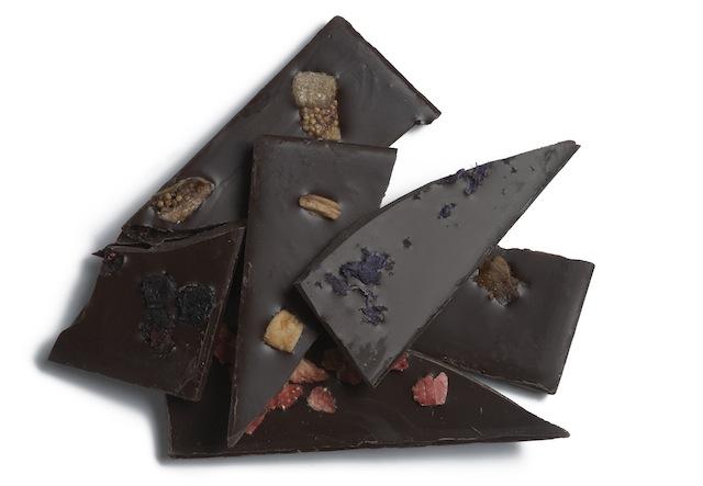 chocola zonder suiker