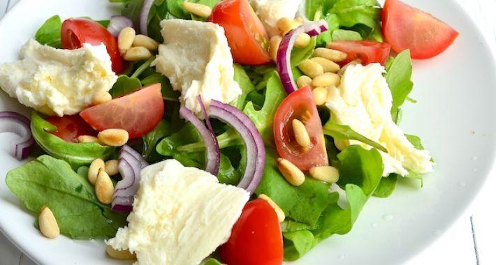 italiaanse salade recept