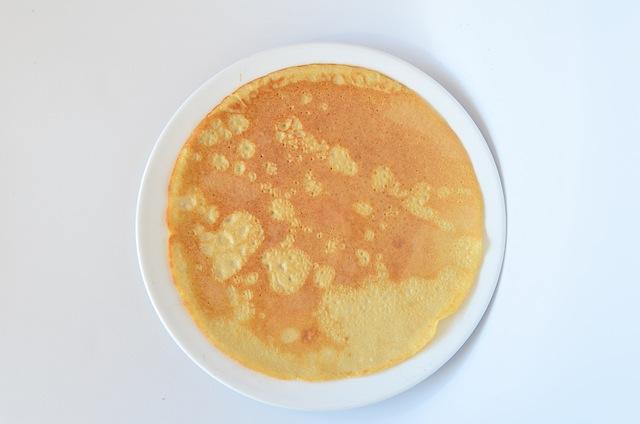 quinoa pannenkoek
