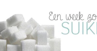 Superfoodie: Een week zonder suiker