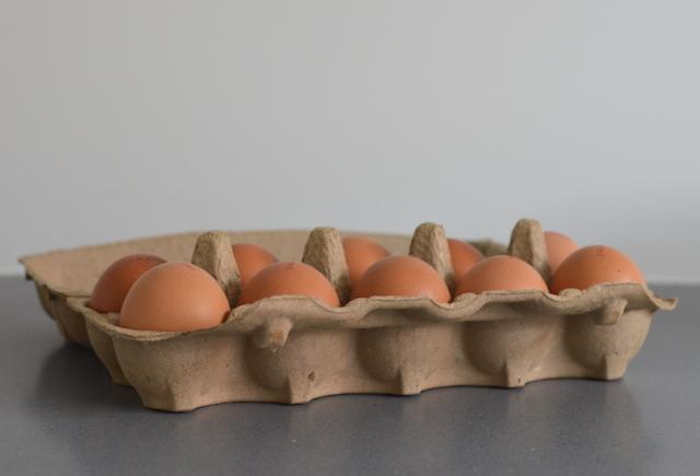 hoe kook je een ei