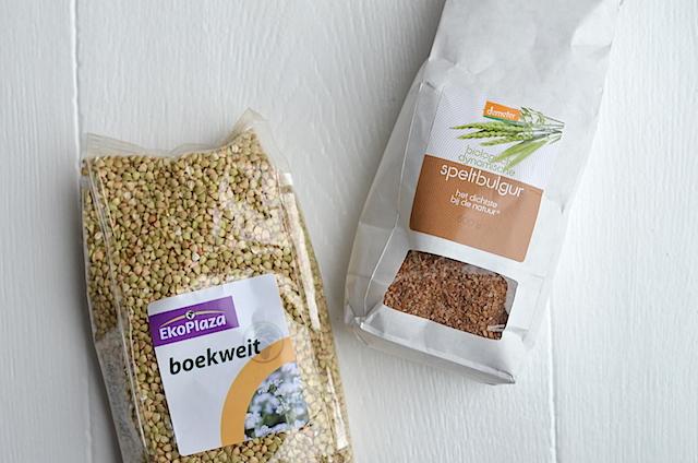 Wat koop je bij de biowinkel