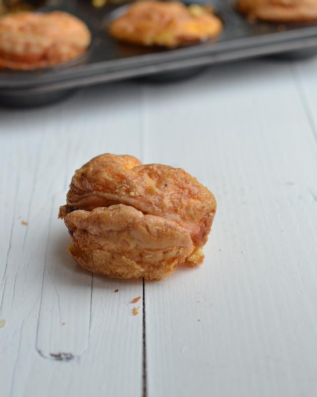 bacon ei muffins