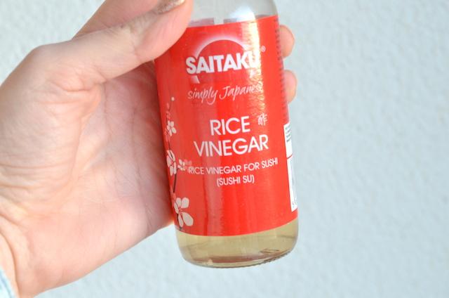 rijstazijn voor sushi