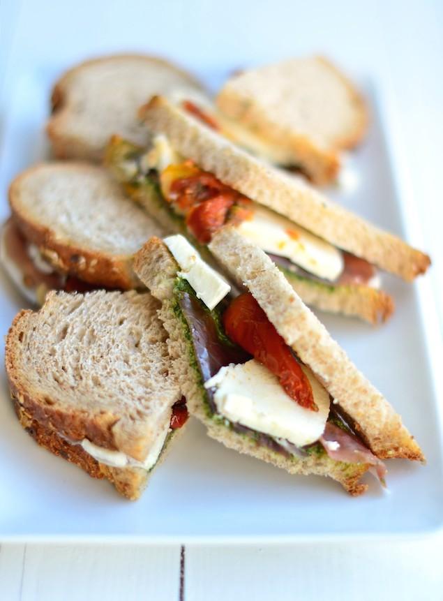 Uitzonderlijk High Tea Sandwiches ideeën - Uit Pauline's Keuken &JU41