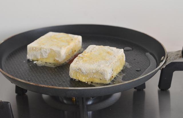 gebakken feta