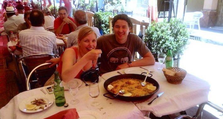 paella eten in valencia