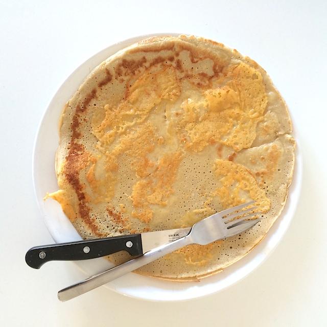 recept pannenkoeken boekweitmeel