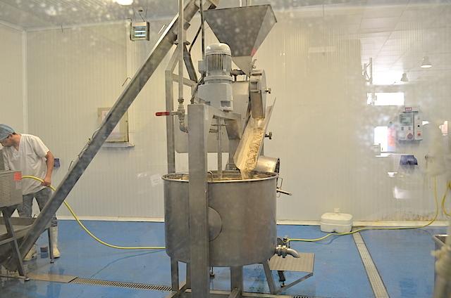 horchata maken