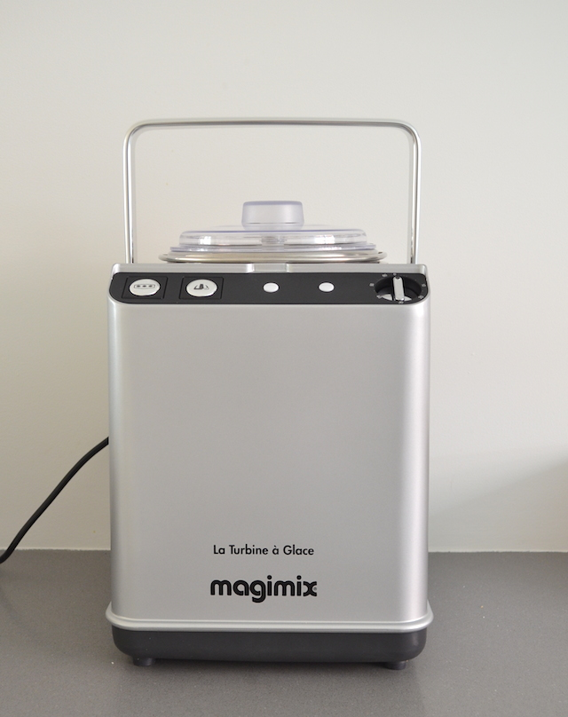 review de magimix turbine glace uit pauline 39 s keuken. Black Bedroom Furniture Sets. Home Design Ideas